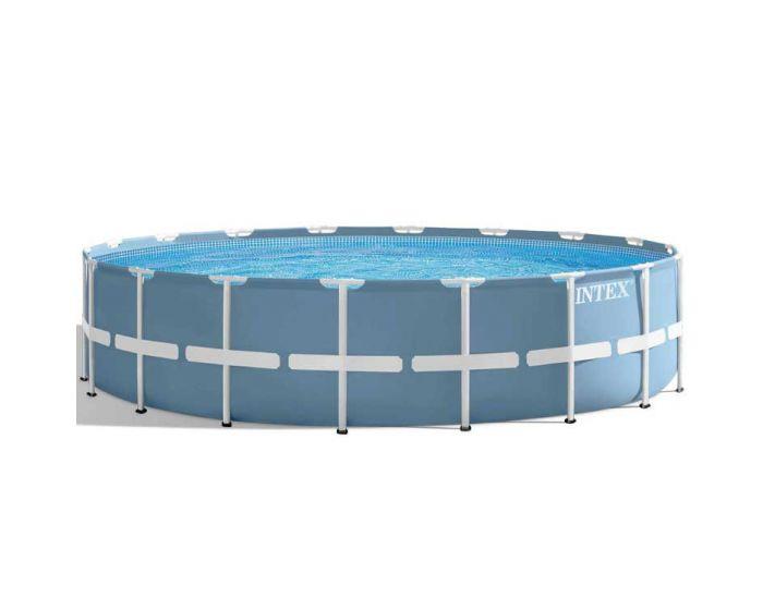 INTEX™ Prism Frame Pool - Ø 549 x 122 cm (set)