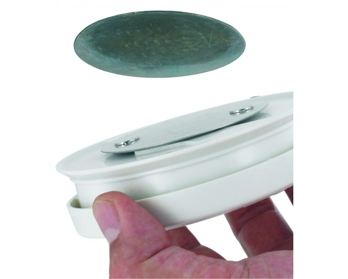 Magnetische montagekit rookmelder Smartwares