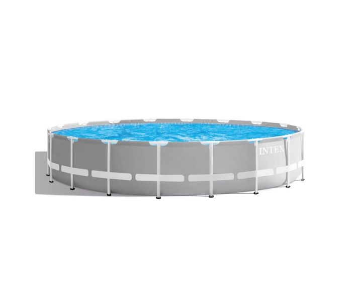 INTEX™ Prism Frame Pool - Ø 549 x 122 cm (set)