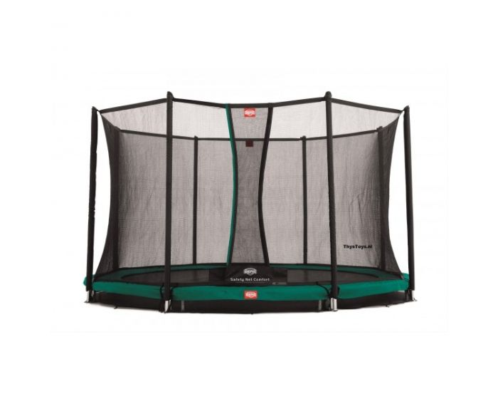Trampoline BERG Favorit Inground 430 + Safety Net Comfort