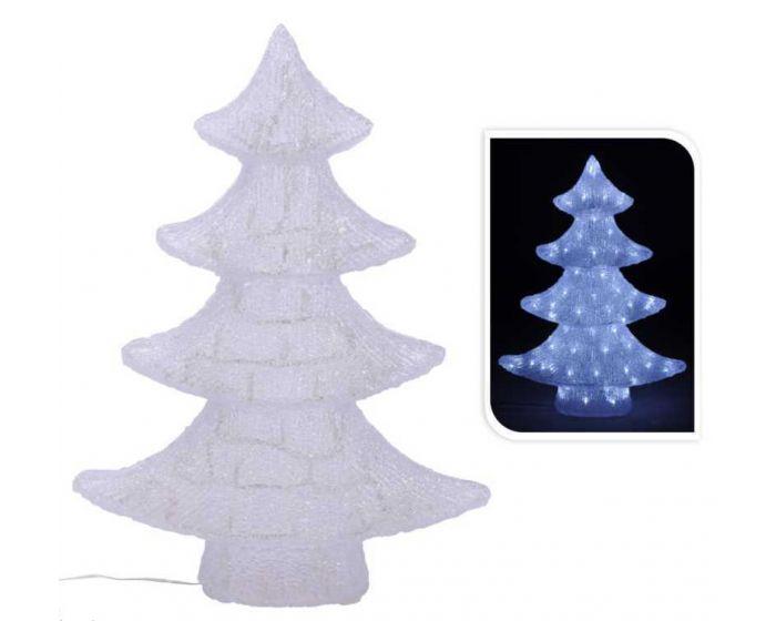 Kerstboom met LED verlichting 40cm