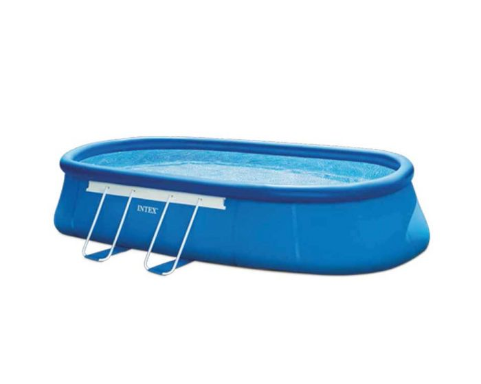 Intex Oval Frame Pool 610x366x122 (set)