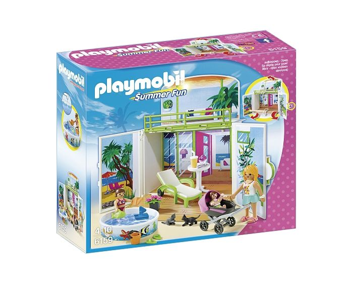 Playmobil Speelbox Zonneterras - 6159