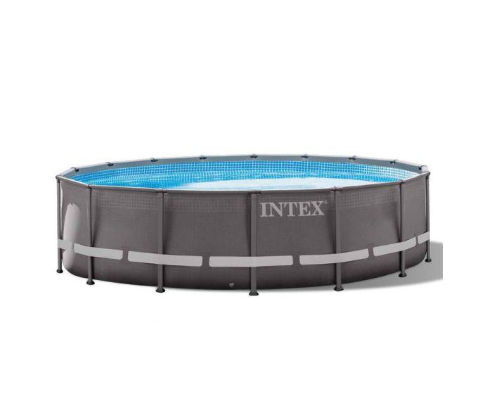 Intex Ultra Frame Pool Ø 488 x 122 (set incl. zandfilterpomp)
