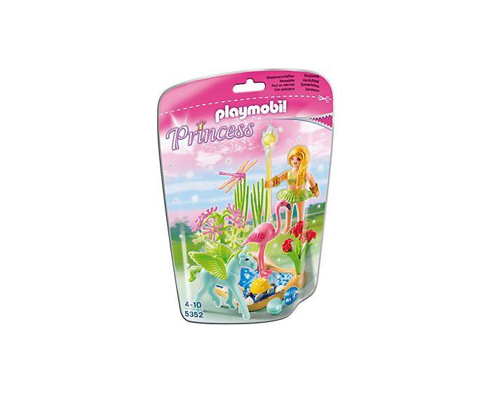 Zomerfee met Pegasusveulen - Playmobil  5352