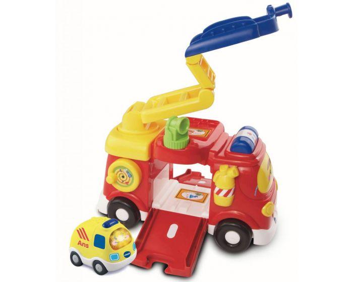 VTech Toet Toet Auto's Brandweerwagen
