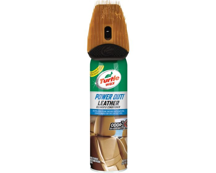 Turtle Wax Power Out Leather Lederreiniger 400ml