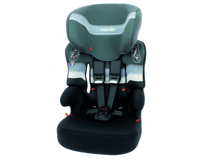 Autostoel Nania Racer SP Horizon Black 1/2/3