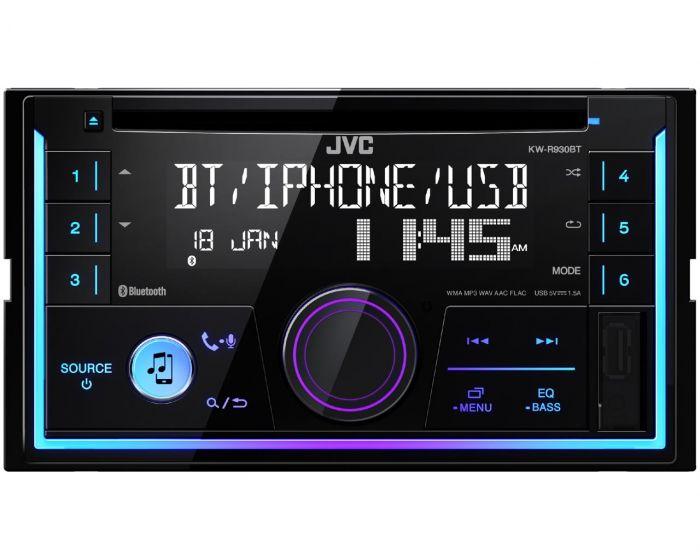 JVC KW-R930BT autoradio