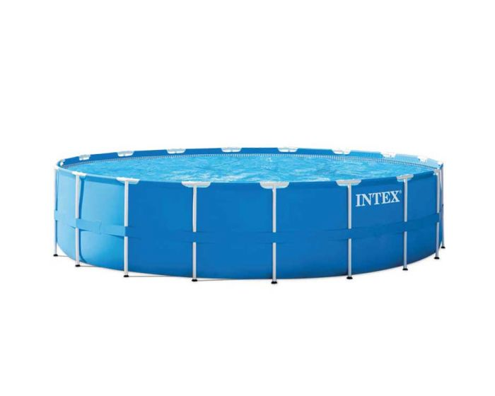 INTEX™ Metal Frame Pool - Ø 549 x 122 cm (set)