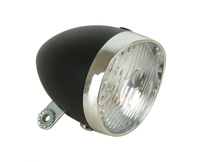 Voorlicht 3 LED Classic Black