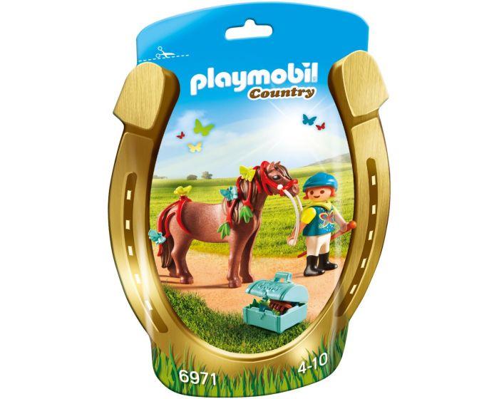 Playmobil Pony om te versieren