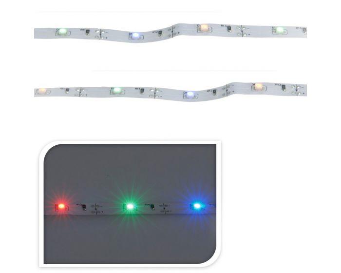 LED strip 30 LED 1 meter multicolor