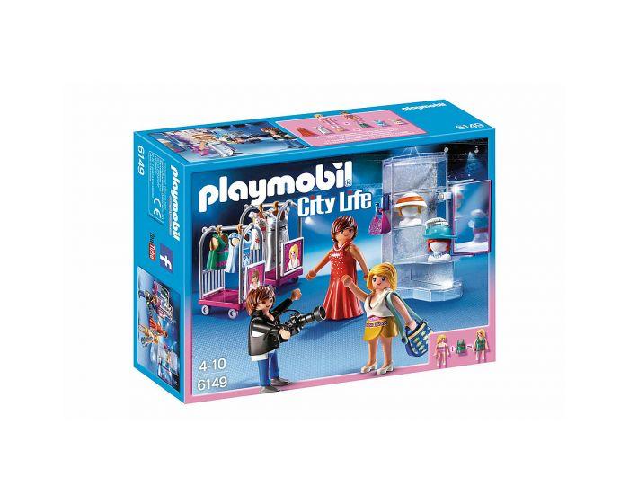 Playmobil Modeshow met fotograaf - 6149