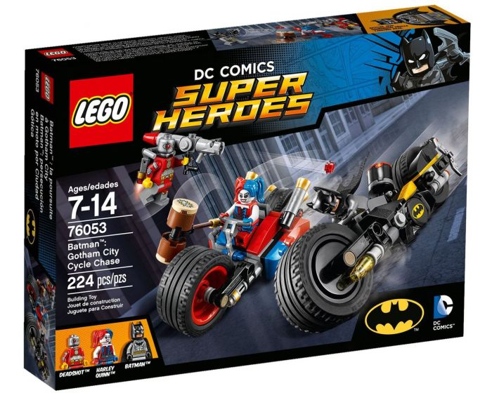 LEGO Super Heroes Batman Gotham City Motorjacht - 76053