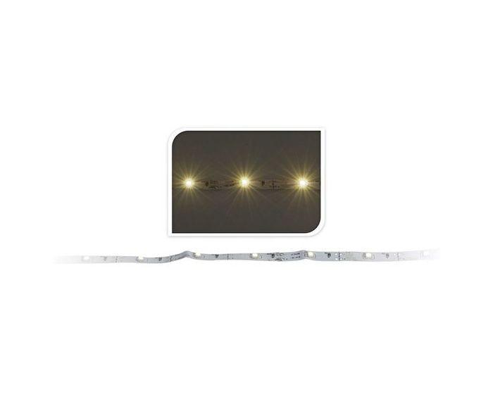 LEDstrip 30 LED 1 meter wit