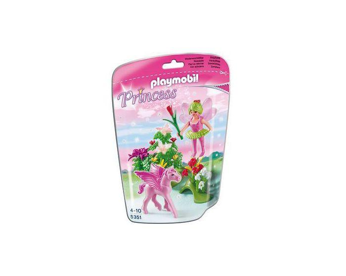 Lentefee met pesagusveulen - Playmobil  5351