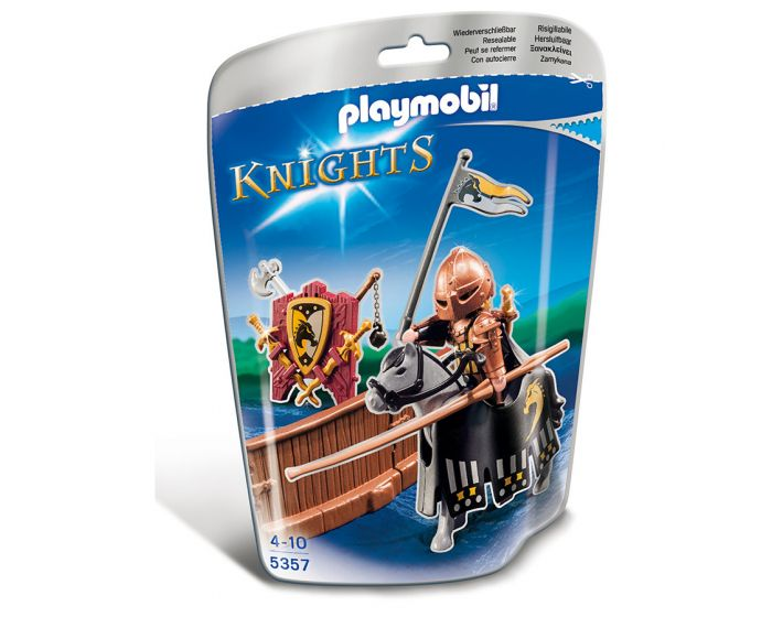 Playmobil Toernooiridder Wild - Paard - 5357