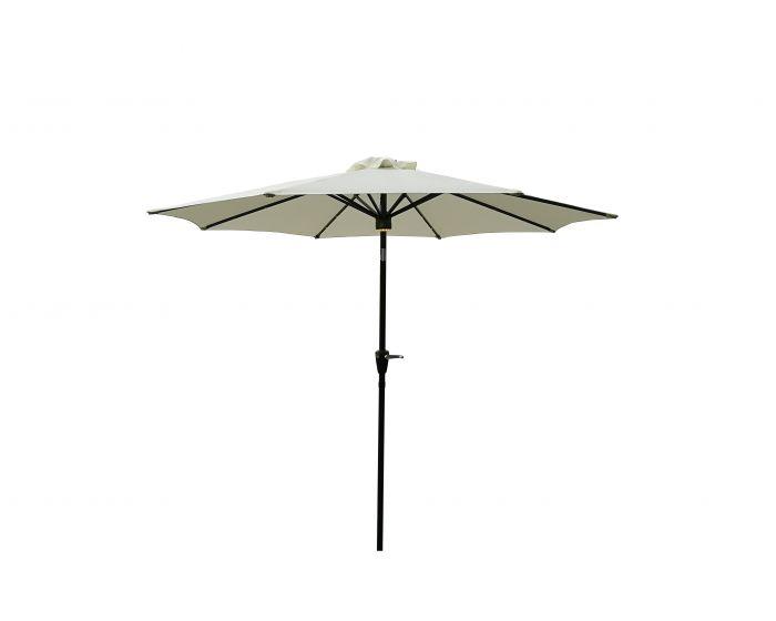 Parasol Rio Ø270 cm met verlichting en speaker