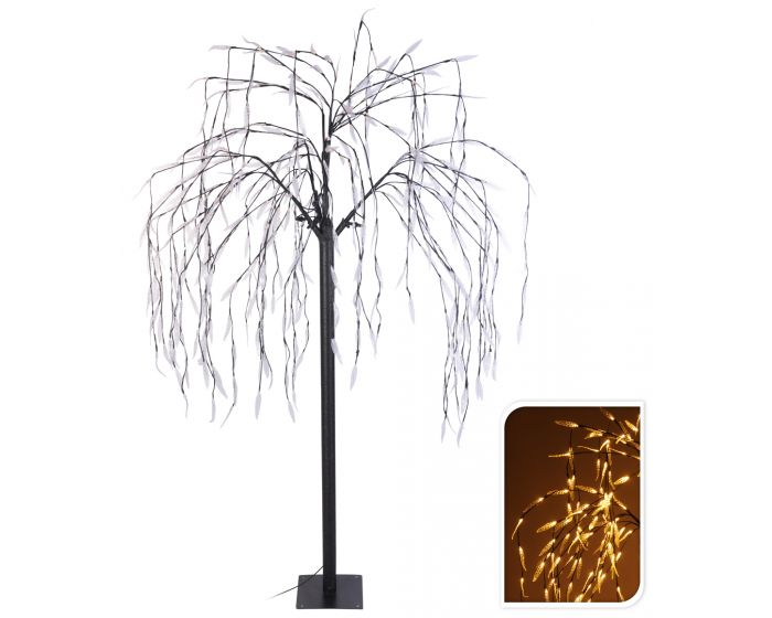 Wilgenboom 400LED warm wit 180 cm