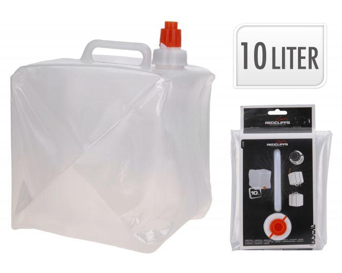 Watertank 10 liter met kraan