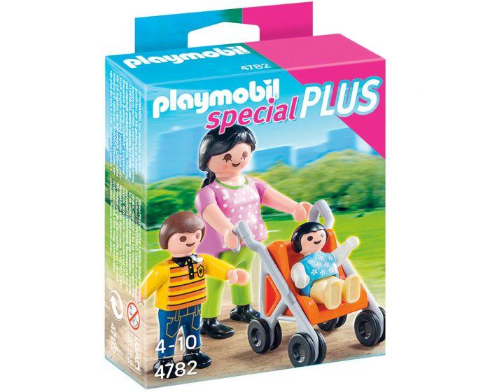 Playmobil Mama Met Kinderen - 4782