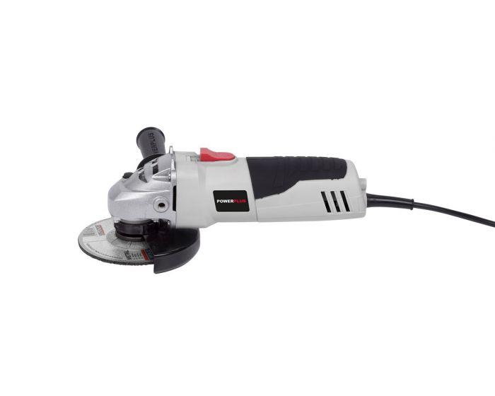 Powerplus Haakse Slijper 500W 115mm POWC3010
