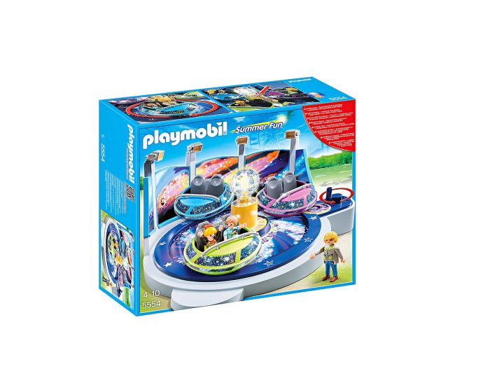 Playmobil Breakdance met Licht - 5554