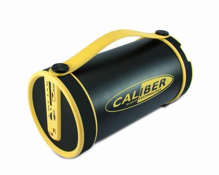 Caliber HPG410BT Bluetooth Speaker Geel