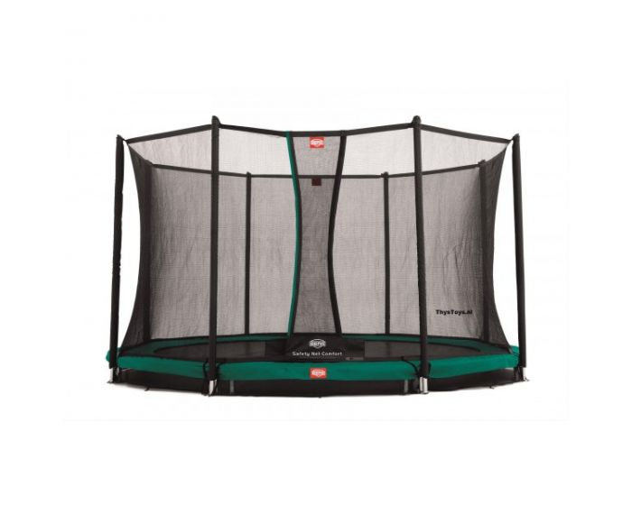 Trampoline BERG Favorit Inground 380 + Safety Net Comfort