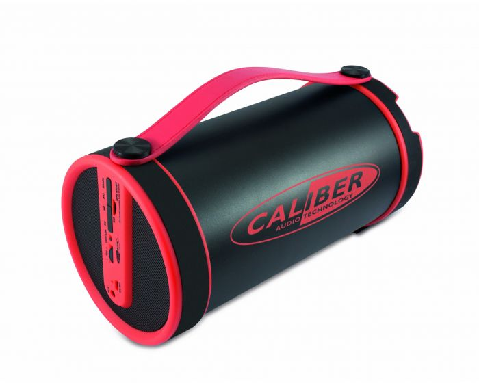 Caliber HPG410BT Bluetooth Speaker Rood