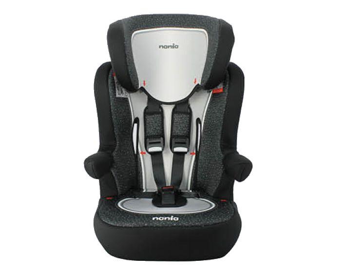 Autostoel Nania I-Max Isofix Skyline Black 1/2/3