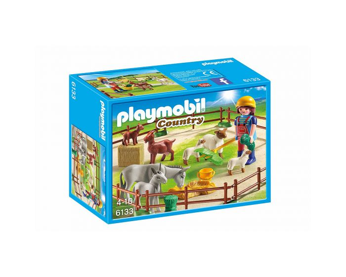 Playmobil Country Dierenweide - 6133