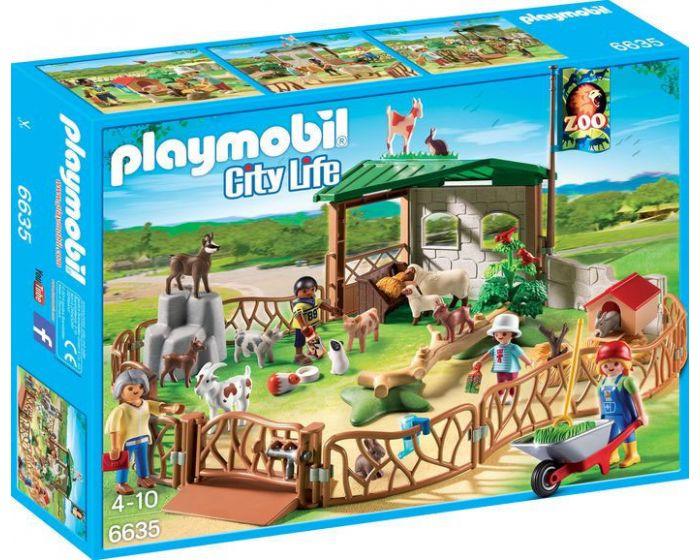 Playmobil grote kinderboerderij 6635
