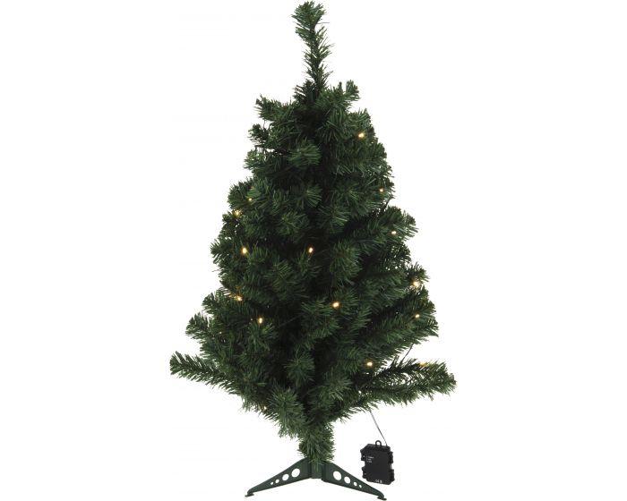Kerstboom 90CM 136 takjes LED
