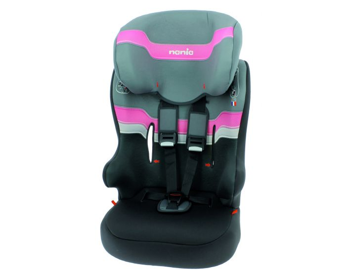 Autostoel Nania Racer SP Horizon Pink 1/2/3