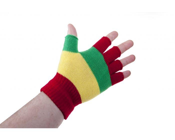 Handschoen carnaval zonder vingers