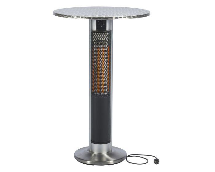 Statafel met heater
