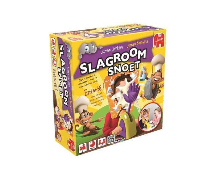 Slagroom Snoet Spel