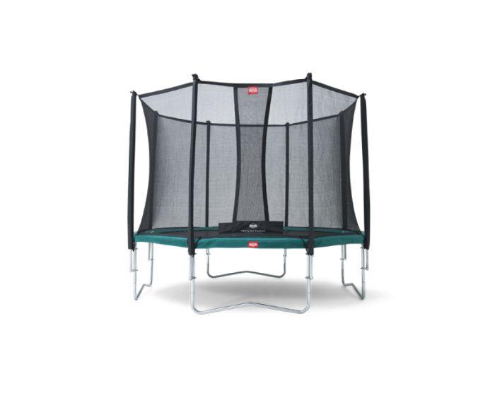 Trampoline BERG Favorit 380 + Safety Net Comfort
