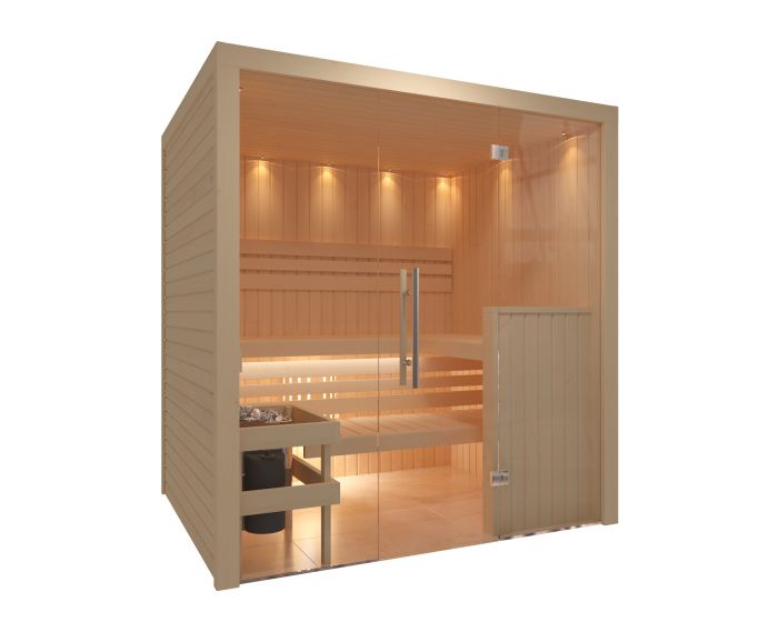 Interline Royal sauna 195x156x204
