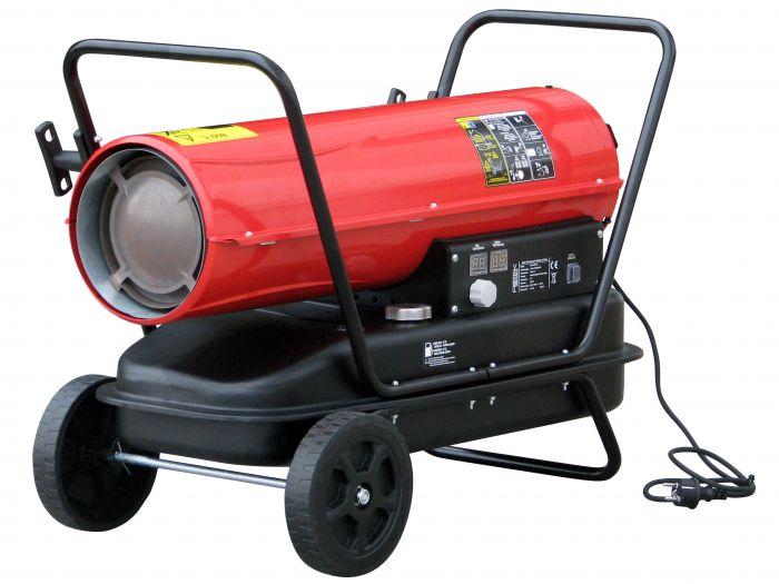 Kachel Voor Garage : Heteluchtkanon 30.000w thermos verwarm uw loods garage of andere