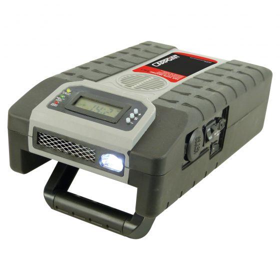 Ventilator met verwarming voor in de auto