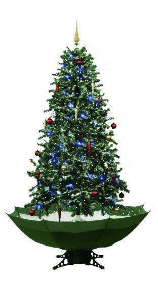 Sneeuwende Kerstboom Groen Kerstartikelen Shop