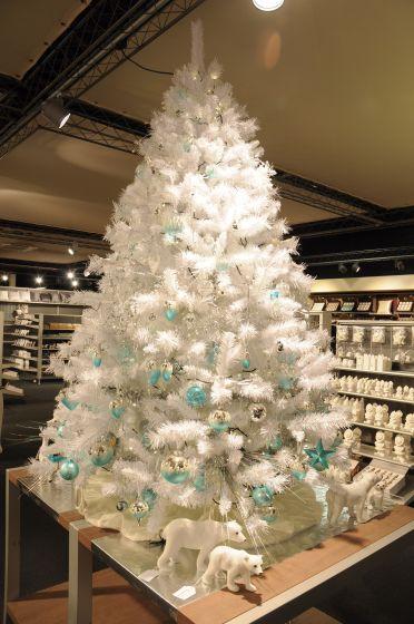 Kerstboom 150 cm Luxe wit | Kerstbomen online | Heuts.nl