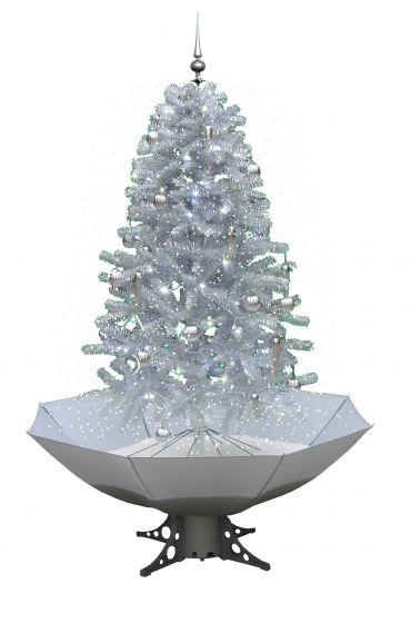 Sneeuwende Kerstboom Wit Kerstartikelen Shop