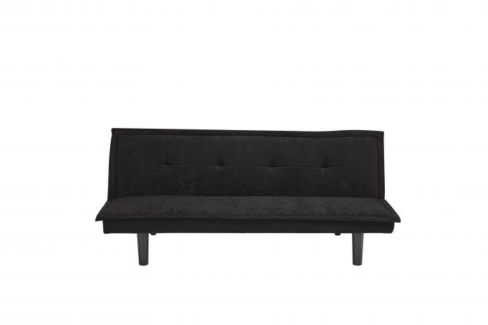 Slaapbank persoons napels zwart meubels online kopen heuts
