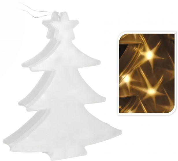 kerstboom met led verlichting 35cm 1