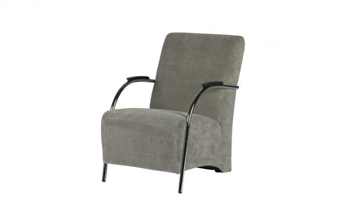 Rib Stoel Groen : Woood fauteuil halifax rib grijs groen kopen