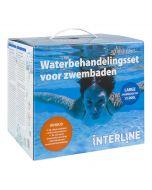Interline Starterspakket Zwembadreiniging groot Organisch